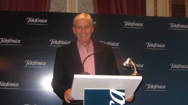 El Grupo Telefónica en la Argentina anunció inversiones por 10.000 millones de pesos para el bienio 2013-2014