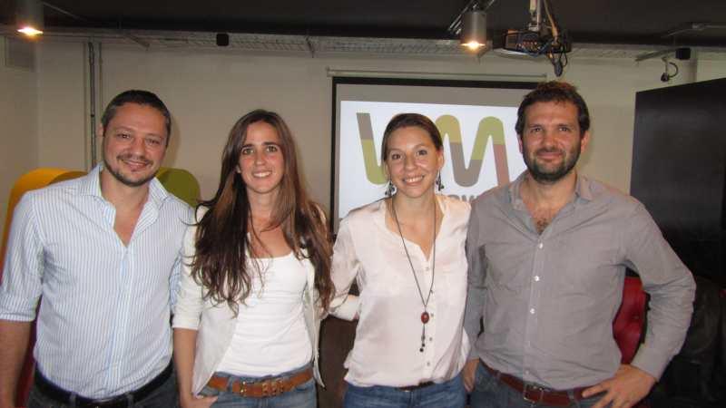 Lorena Suárez presenta a las nuevas startups tecnológicas que fueron invertidas por Wayra Argentina