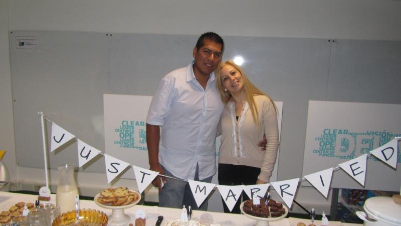 La comunidad Movistar hizo posible una propuesta de casamiento distinta