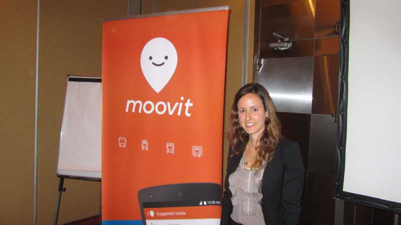 Moovit llegó a la Argentina para revolucionar la experiencia de los pasajeros y la forma de viajar en transporte público