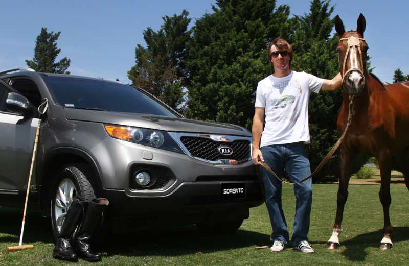 Kia Argentina: Sorento + Polo