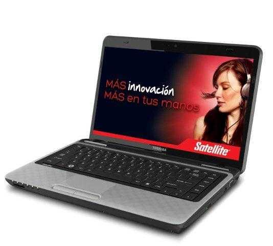 Nueva notebook Toshiba con Windows® 8 e innovación tecnológica para la vuelta a clases