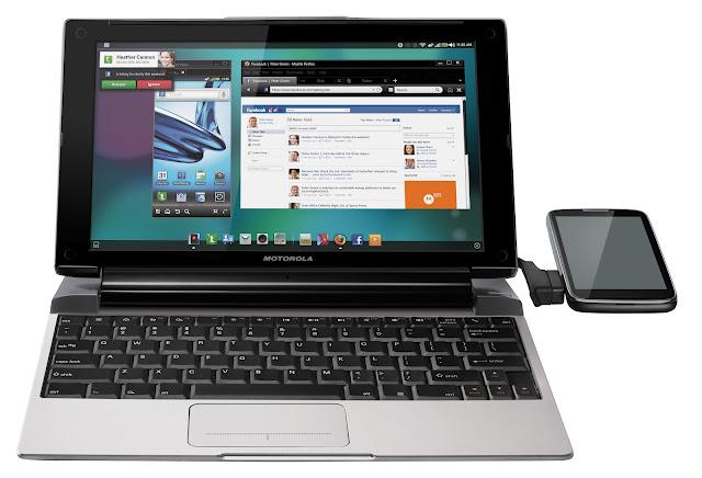 Llega el Lapdock™ 100 a la Tienda Virtual de Motorola