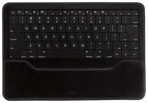 Genius presenta su teclado LuxePad inalámbrico para iPad