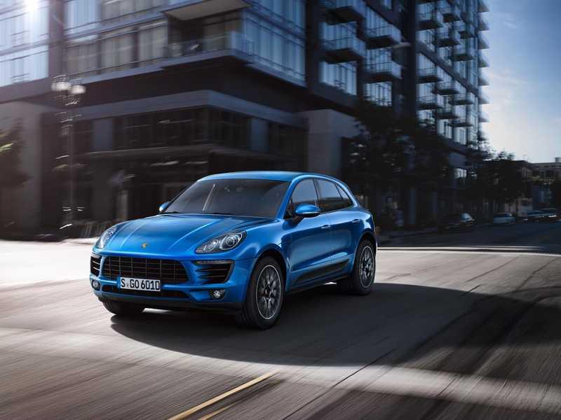 Estreno mundial del SUV compacto de Porsche