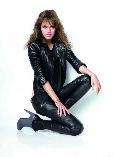 Freja Beha Erichsen: La nueva cara de Maybelline New York
