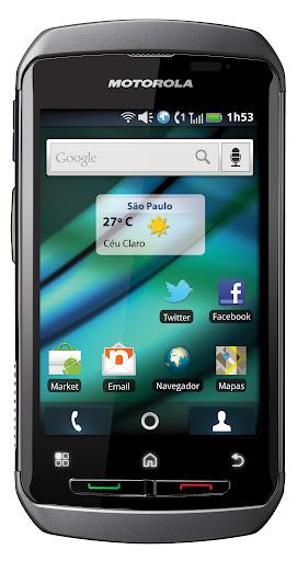 Motorola Mobility y Nextel Argentina Presentan el Motorola i940 con Android™ y Prip