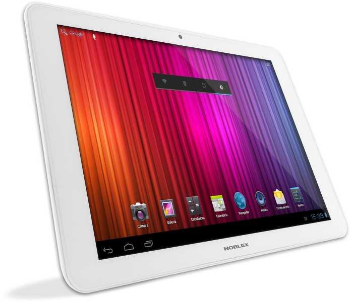 """Noblex presenta su nueva Tablet PC de 10.1"""" con Procesador Intel"""