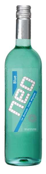 Bodega La Riojana presenta Neo Blue, una bebida ideal para acompañar el verano