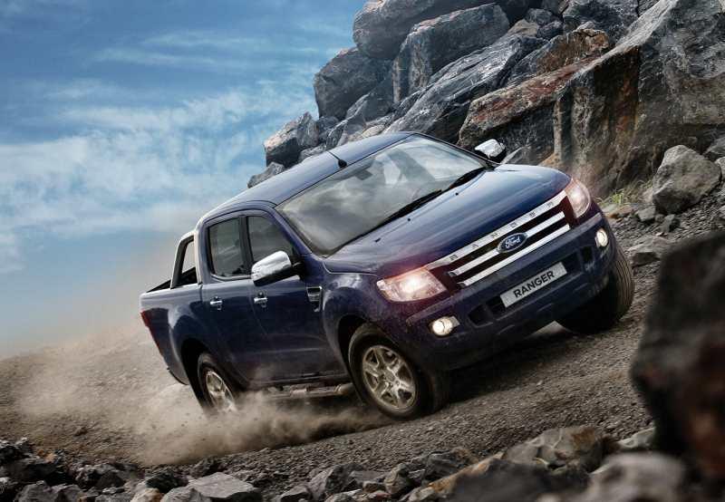 Los concesionarios oficiales de Ford han iniciado la pre-venta de la Nueva Ranger Global