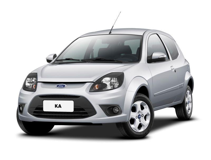 Ford presenta el nuevo KA