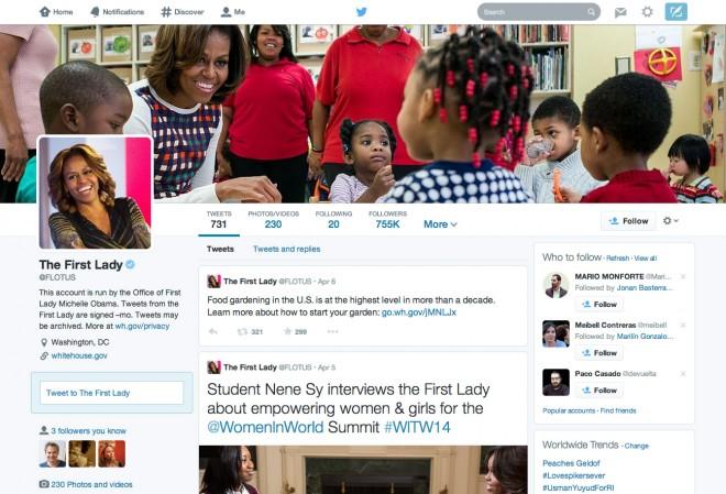Twitter rediseña sus perfiles con imágenes más grandes y 'tweets fijos'