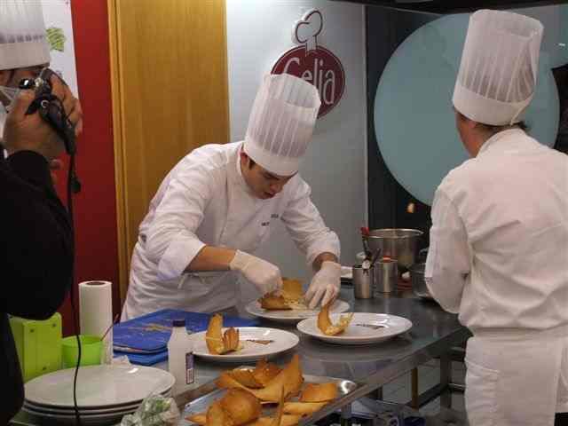 Finalizó con éxito la primera ronda clasificatoria del Torneo Nacional de Chefs