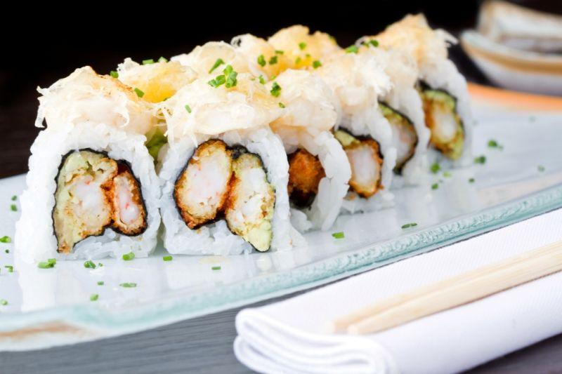 Páru, Inkas sushi & grill desembarca en Pacheco Golf Club
