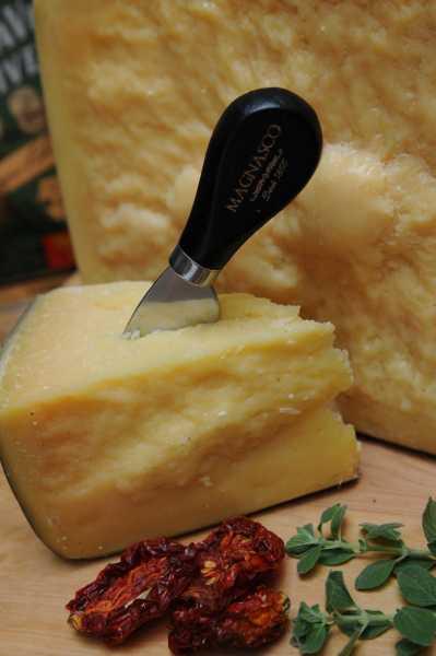 Magnasco presenta su nuevo queso Parmesano Reserva 18 meses