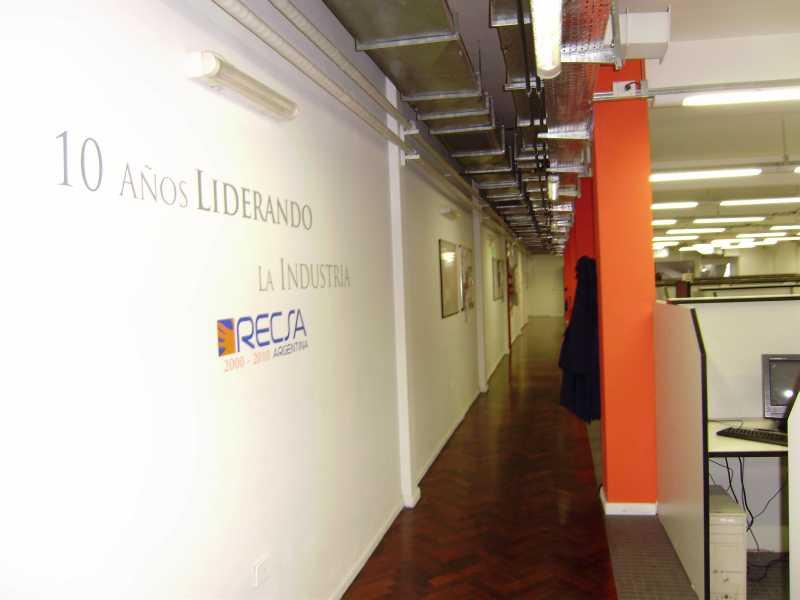 RECSA Argentina festeja con ampliaciones