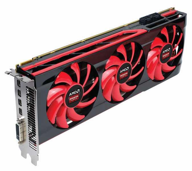 AMD presenta la tarjeta gráfica más rápida del mundo