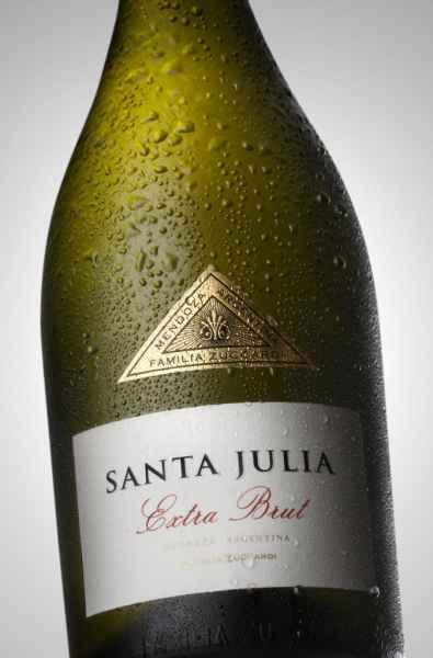 Zuccardi descorcha Santa Julia Extra Brut en RH Restó & Winery