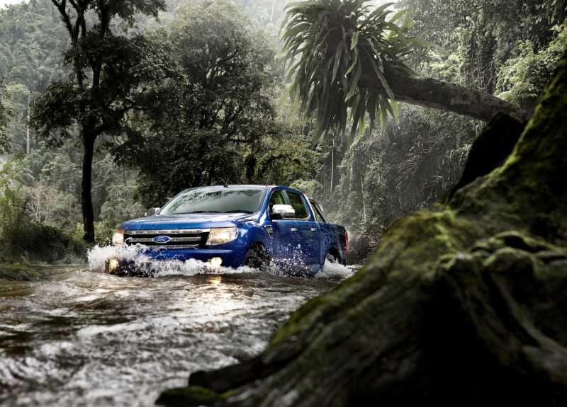 Ford presenta la Nueva Ranger Global: la reinvención de las pick ups