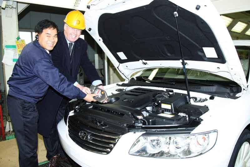 Shell Lubricantes y Hyundai seguirán juntos hasta el 2015