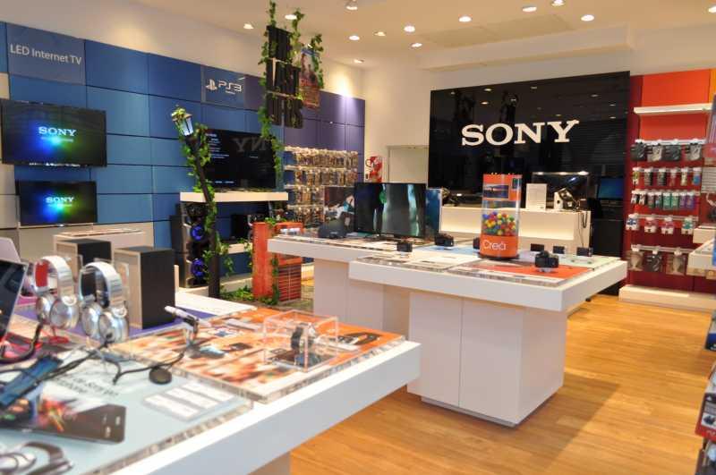 Sony inaugura su primer Sony Center en Rosario