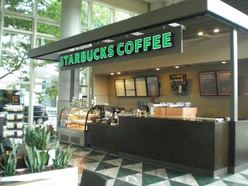 Starbucks al República