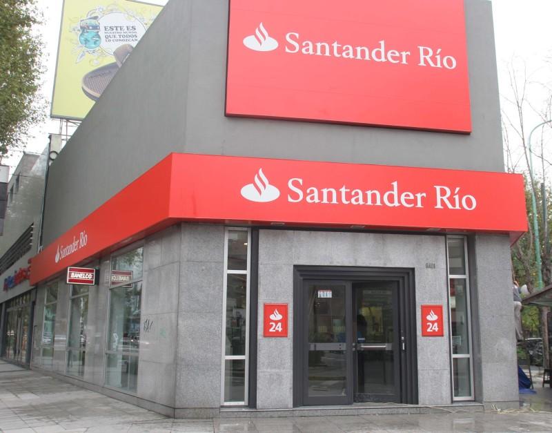 Santander Río: el nuevo nombre de Banco Río