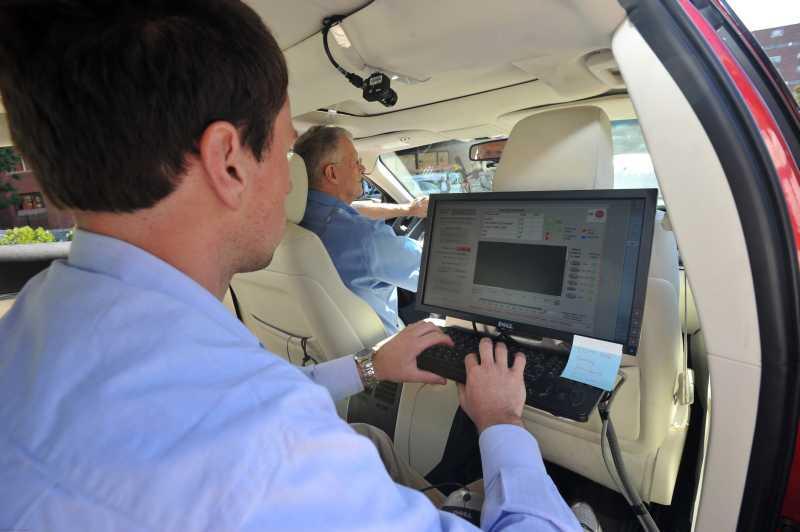 Ford investiga como ayudar a los conductores a administrar situaciones de stress en el tráfico