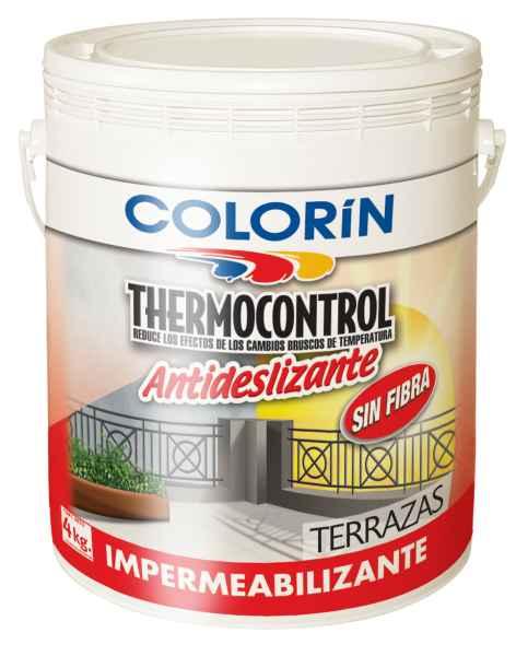 Colorín presenta Thermocontrol Antideslizante