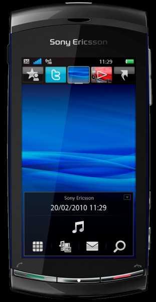Capturá momentos en Alta Definición con Sony Ericsson Vivaz™