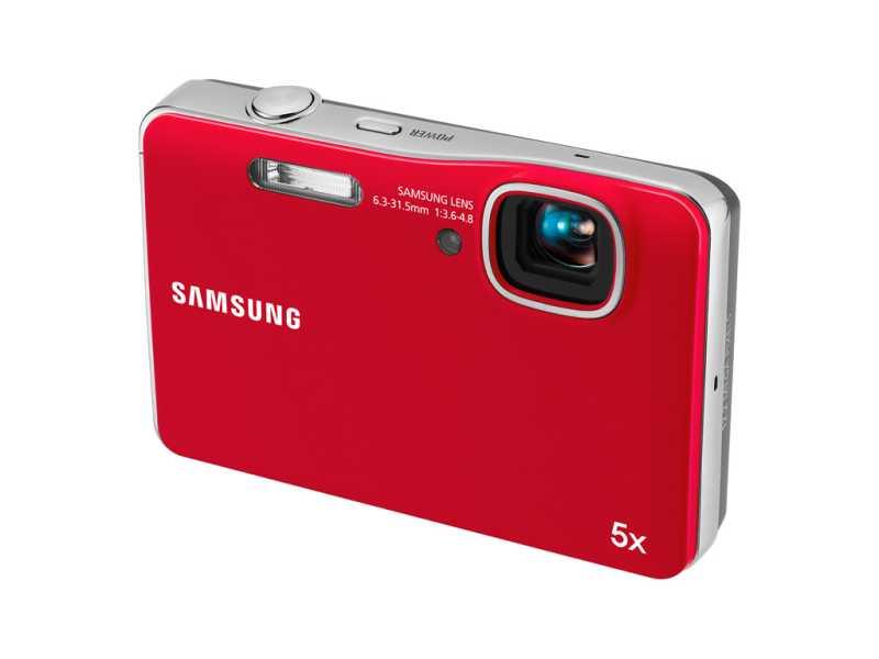 Samsung presenta la nueva cámara de fotos Waterproof WP10