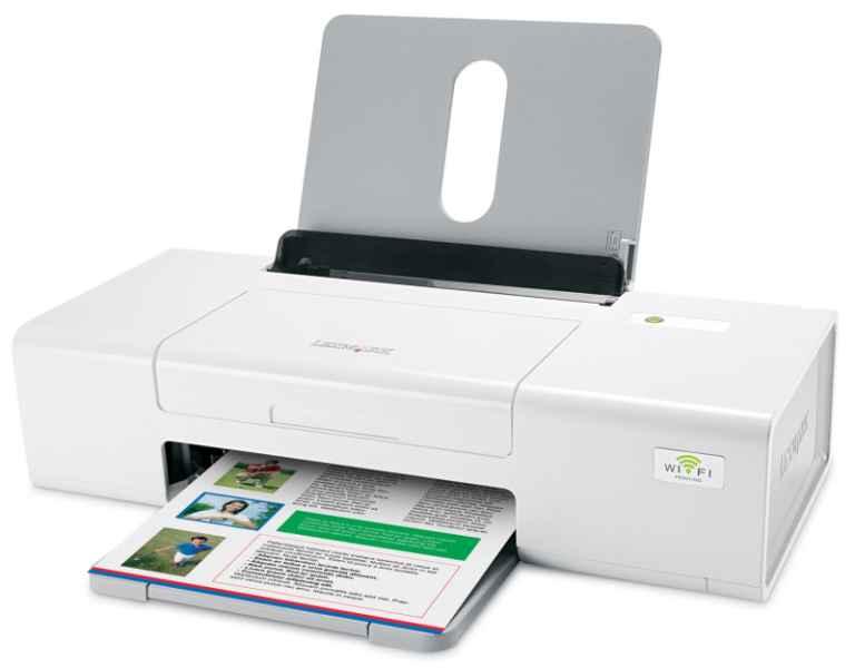 Lexmark presenta la primera impresora color Wi Fi del mercado