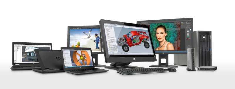 HP expande el portafolio de Workstations Z y presenta la primera Workstation Ultrabook del mundo