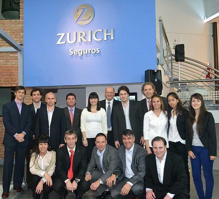 Zurich inaugur nueva oficina en rosario todo en un click for Oficina zurich zaragoza