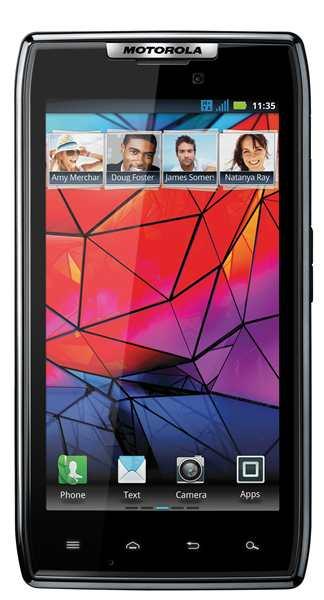 Motorola Mobility y Personal Presentan Motorola RAZR™