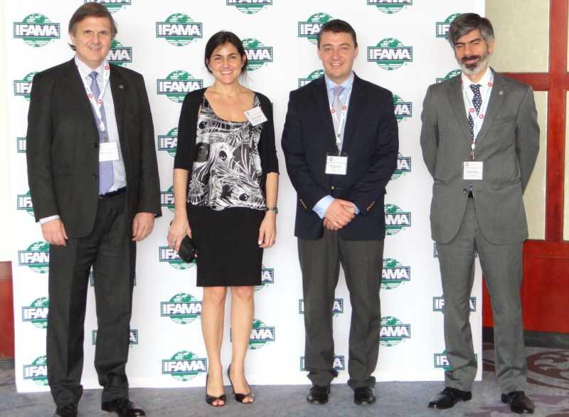 La Bolsa de Cereales expuso en el Foro Mundial de Management Agropecuario (EEUU)