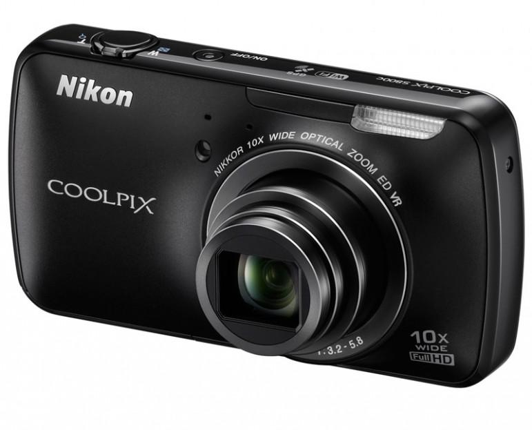 Nikon lanza su primera cámara de fotos con Android 2.3
