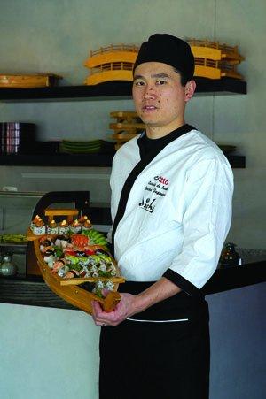 Clases de sushi en Dashi