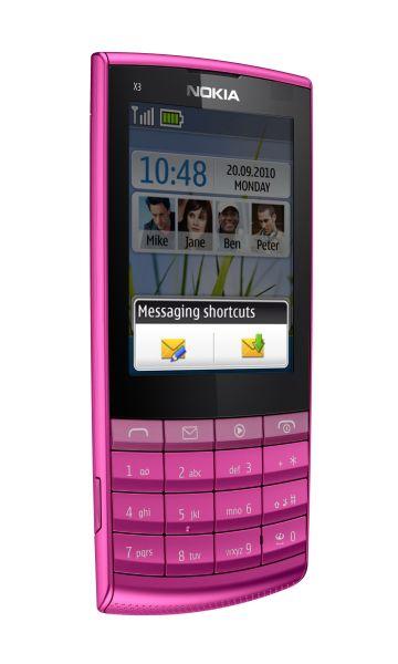 "Nokia presenta su primer diseño 'Touch and Type"""
