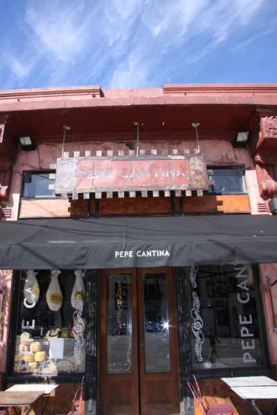 """""""Pepe Cantina"""", nuevo restaurante en Colegiales"""
