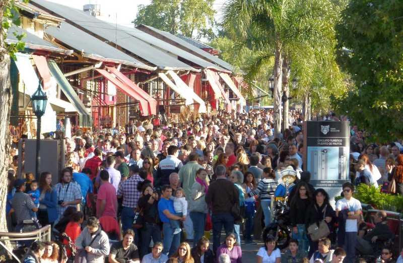 Semana Santa batió record de turistas en Tigre