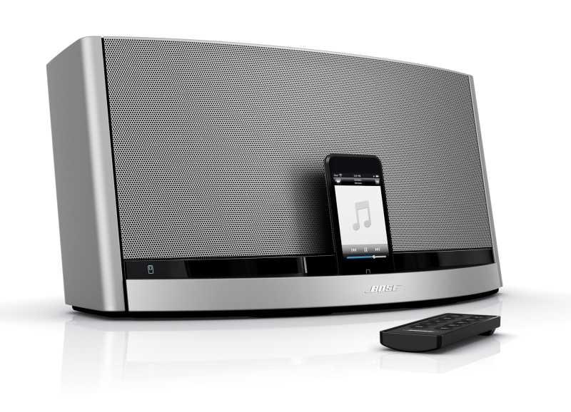 Bose presenta SoundDock® 10