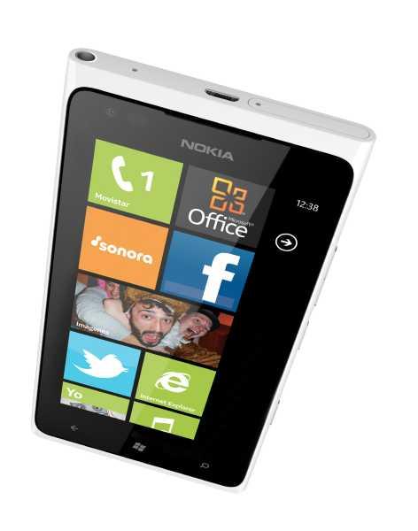 Los clientes de Movistar ya pueden acceder a la preventa exclusiva del Nokia Lumia 900