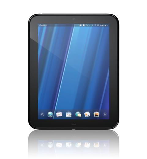 HP TouchPad traslada webOS a la gran pantalla