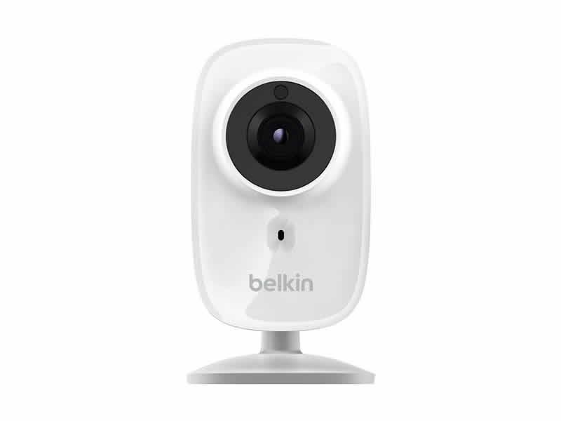Belkin presenta NetCam HD+ Wi-Fi