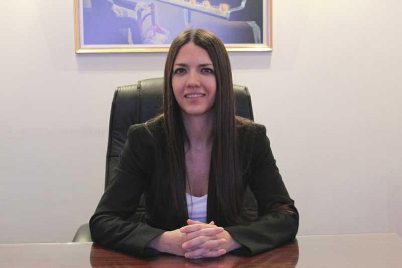 Lorena Medina fue elegida como presidente de CAFIM