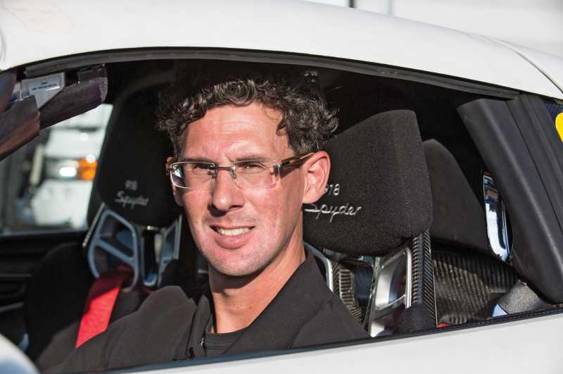 Frank-Steffen Walliser asume el cargo de Hartmut Kristen en Motorsport de Porsche AG