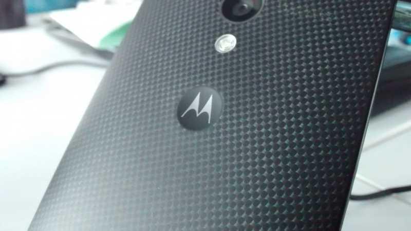 Motorola registra el nombre Moto Maxx