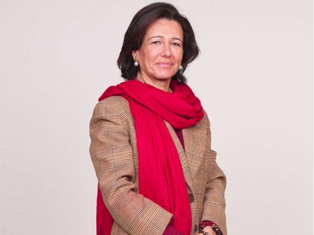 Ana Botín, nombrada por unanimidad presidenta de Banco Santander