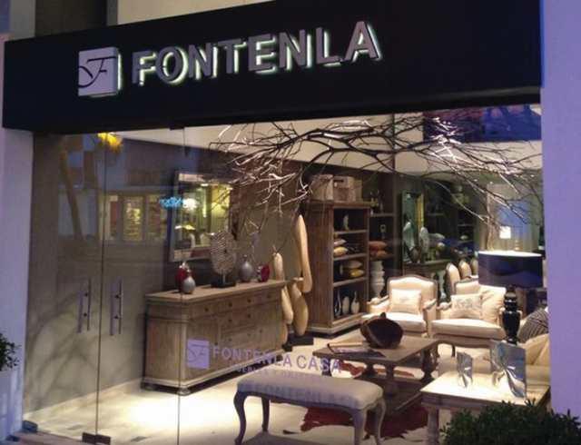 Fontenla abre un nuevo local en punta del este todo en for Muebles en punta del este uruguay